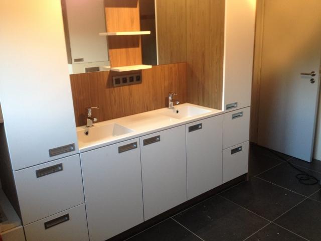 Interieurschrijnwerk • Badkamers • Schrenko, interieurschrijnwerk op ...